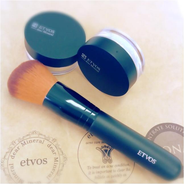 etvos(エトヴォス)のディアミネラルファンデーション トライアルセット