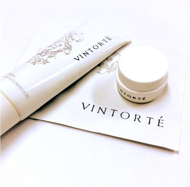 VINTORTE(ヴァントルテ)リキッドミネラルファンデーション1