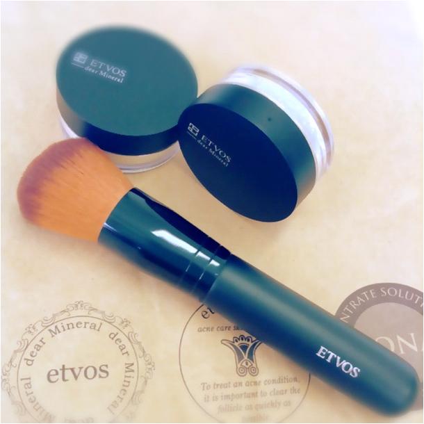 etvos(エトヴォス) ミネラルファンデーションスターターキット1